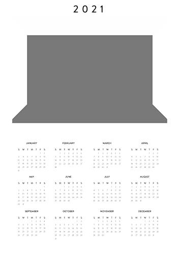 Calendrier Ludique A Imprimer 2020.Calendrier 2020 Gratuit Cadeau Gratuit A Personnaliser
