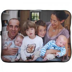 Housse ordinateur famille for Housse ordinateur personnalisable