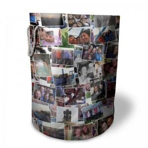 le panier linge ou jouets personnalis idee cadeau photo blog. Black Bedroom Furniture Sets. Home Design Ideas