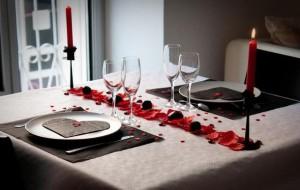 Des id es originales pour une saint valentin r ussie idee cadeau photo blog - Table de saint valentin ...
