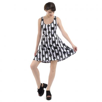Robe patineuse personnalisée