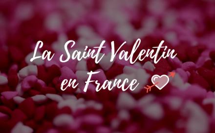 La Saint-Valentin en France