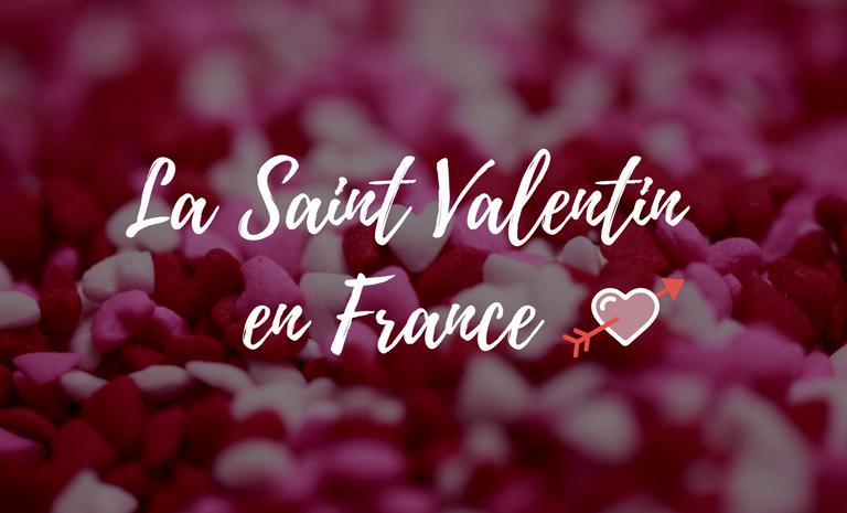 La saint valentin en france idee cadeau photo blog - Quel jour est la saint valentin ...