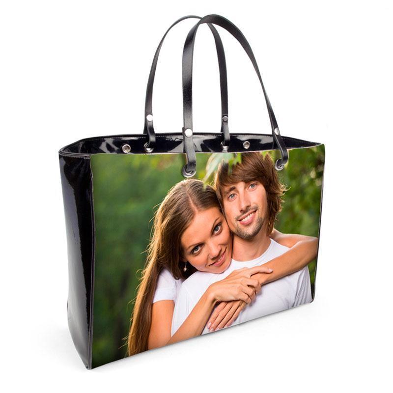 sac a main personnalis avec votre photo imprim e