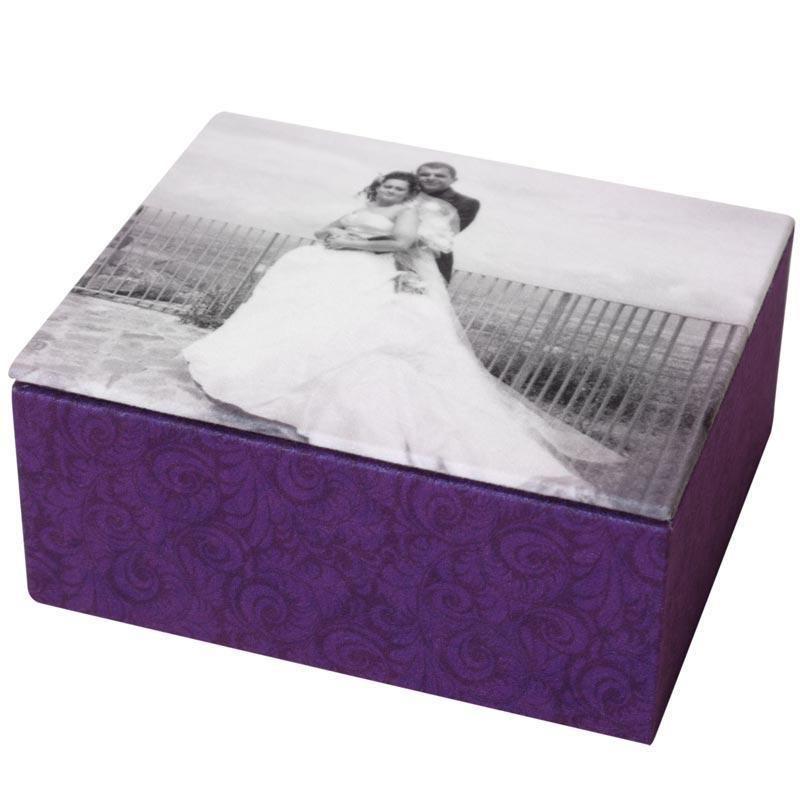 bo te bijoux personnalis e impression sur boite bijoux. Black Bedroom Furniture Sets. Home Design Ideas
