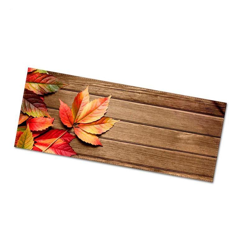 Chemin de table personnalis chemin de table photo for Centre de table en bois