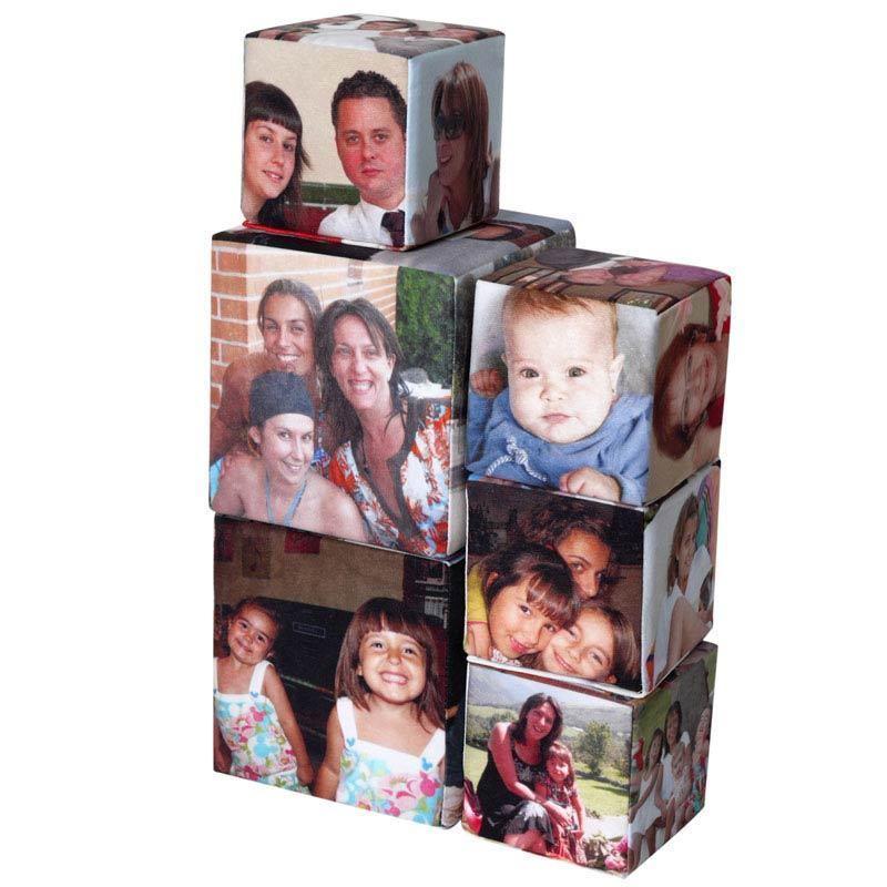 cube photo personnalis avec vos photos id e cadeau photo. Black Bedroom Furniture Sets. Home Design Ideas