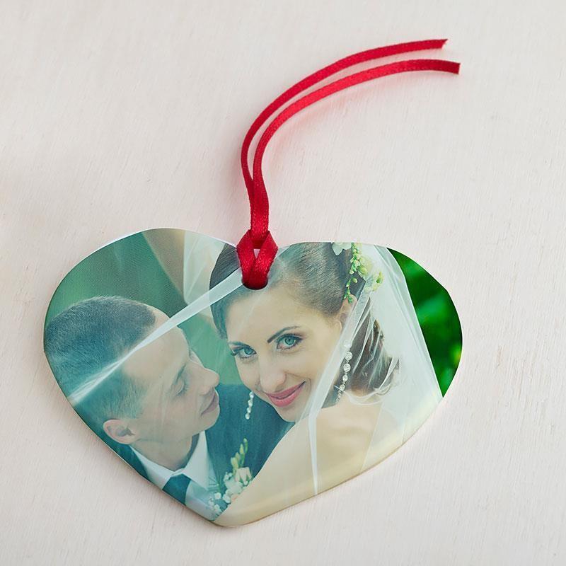 Coeur c ramique personnalis impression sur c ramique for Decoration saint valentin