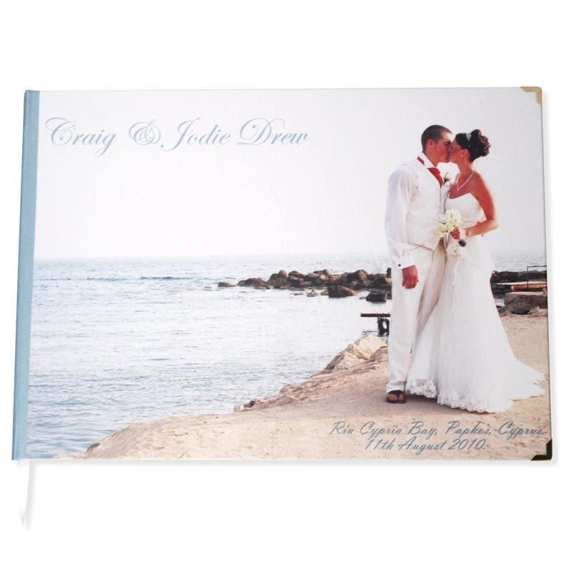 Livre d 39 or personnalis avec vos photos livre d 39 or photo - Livre d or personnalise mariage ...