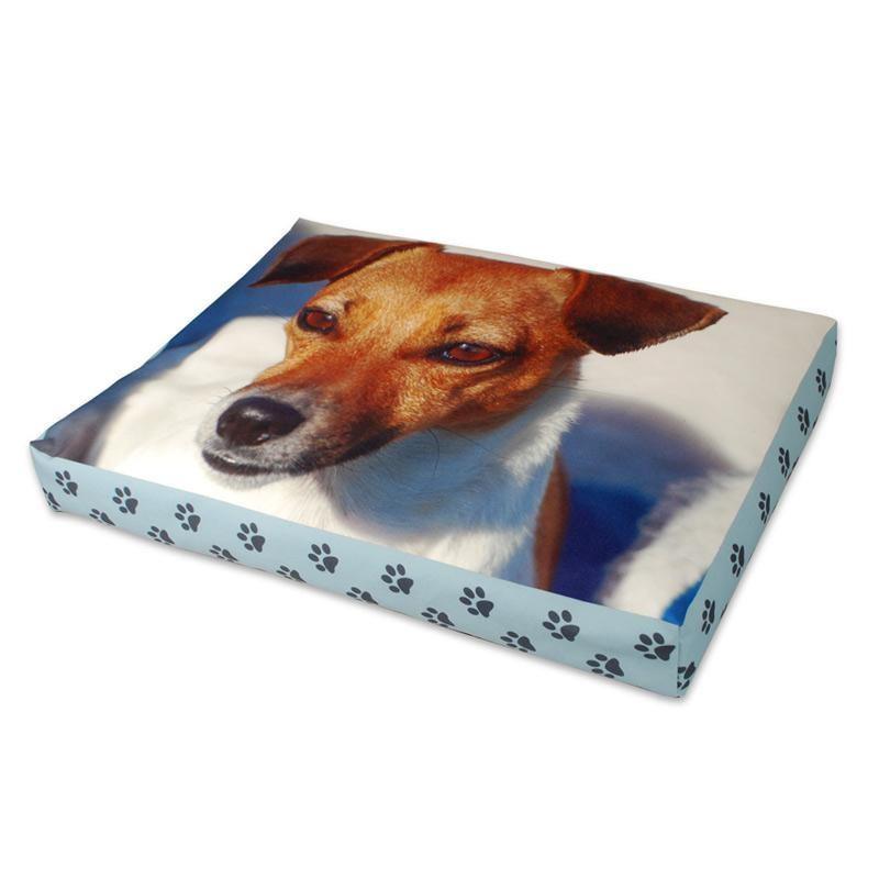 matelas pour chien personnalis matelas pour chien imprim. Black Bedroom Furniture Sets. Home Design Ideas