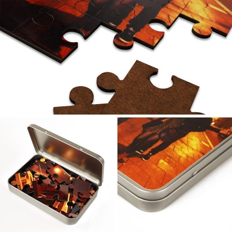 puzzle personnalis avec vos photos. Black Bedroom Furniture Sets. Home Design Ideas