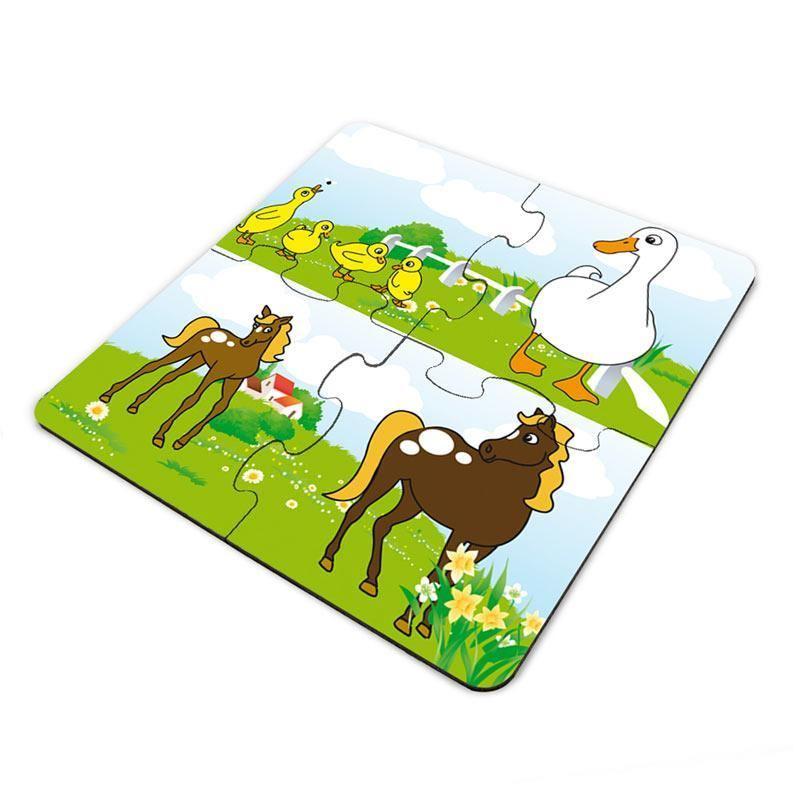puzzle personnalisable pour enfants id e cadeau photo. Black Bedroom Furniture Sets. Home Design Ideas