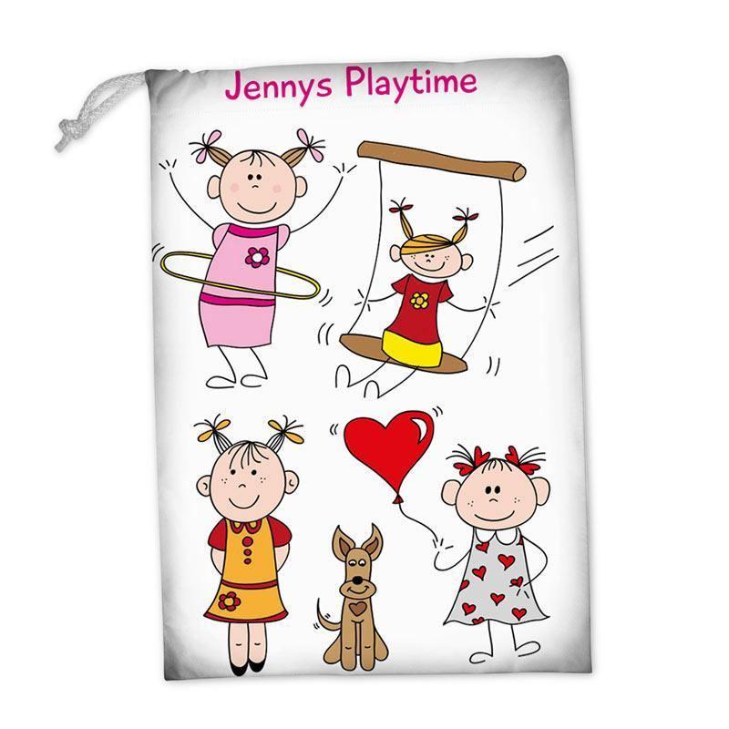 sac jouets personnalis cr ez votre propre sac jouets. Black Bedroom Furniture Sets. Home Design Ideas